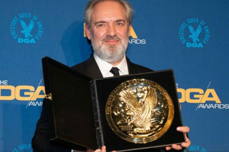 Sam Mendes gana el premio del Sindicato de Directores y se asegura el Oscar
