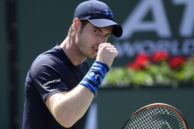 Andy Murray quiere ir por más