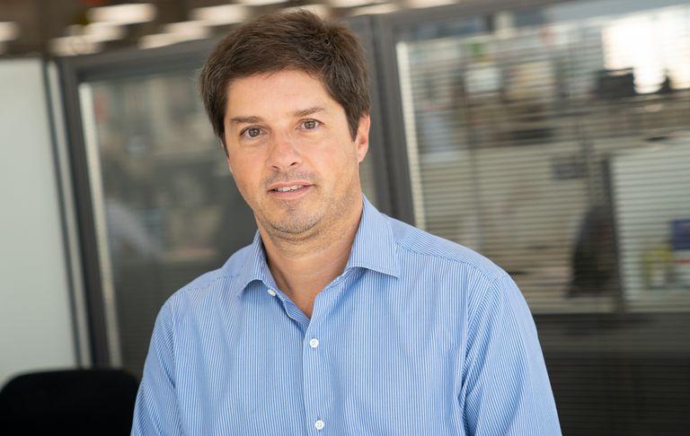 Diego Furno, gerente de Medios de Pagos de Banco Galicia
