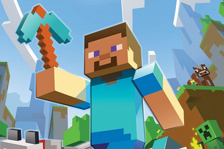 Microsoft adquirió a la empresa sueca Mojang, creador del videojuego Minecraft, por 2500 millones de dólares