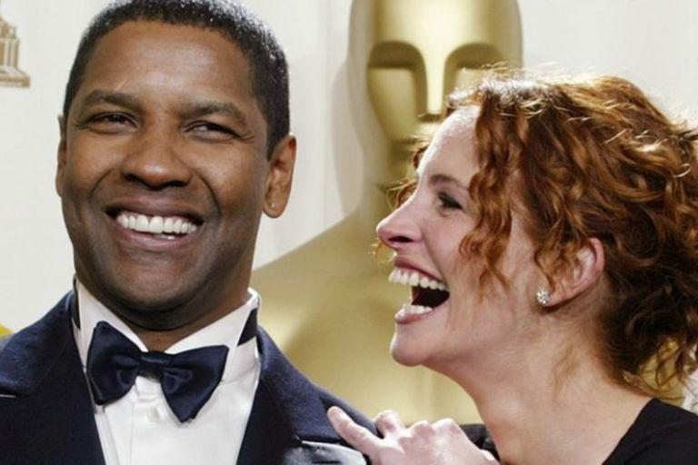 Julia Roberts y Denzel Washington, juntos de nuevo