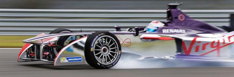 Cómo es la Fórmula E: un show de velocidad, pero en silencio