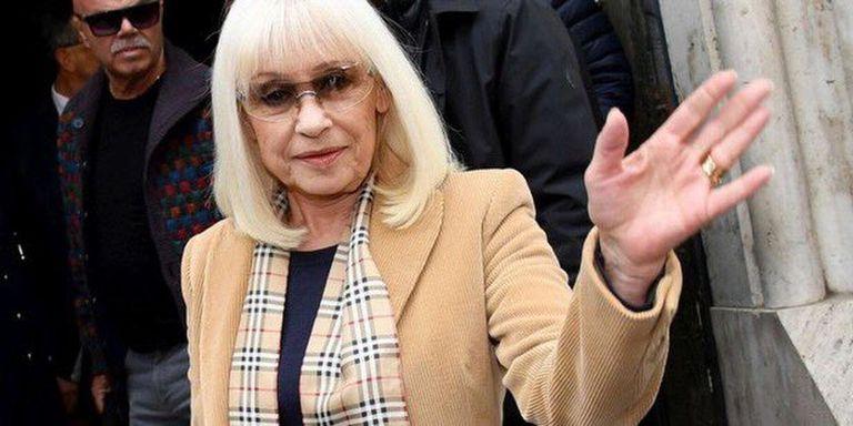Raffaella Carrà murió este lunes a los 78 años; el mundo del espectáculo, la política y el deporte despide a la gran diva de la TV y la canción italianas