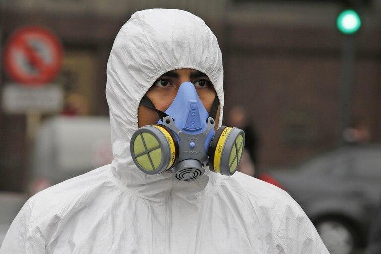 Coronavirus en Argentina: casos en Laprida, Buenos Aires al 30 de noviembre