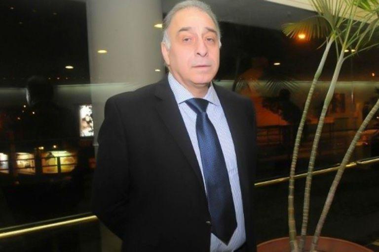 Alejandro Nadur, presidente de Huracán