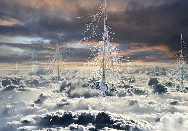 13-10-2021 Las lluvias de rayos cósmicos en la atmósfera pueden ser importantes para la formación de nubes. POLITICA INVESTIGACIÓN Y TECNOLOGÍA DTU SPACE