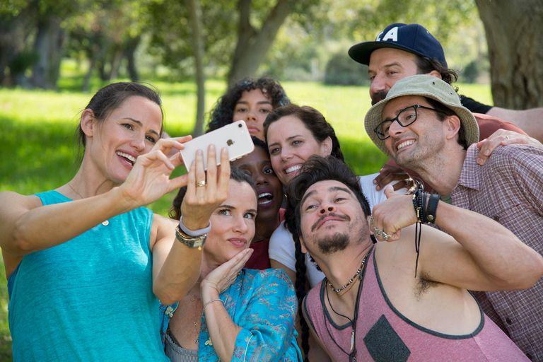 Cinco series sobre la vida en vacaciones