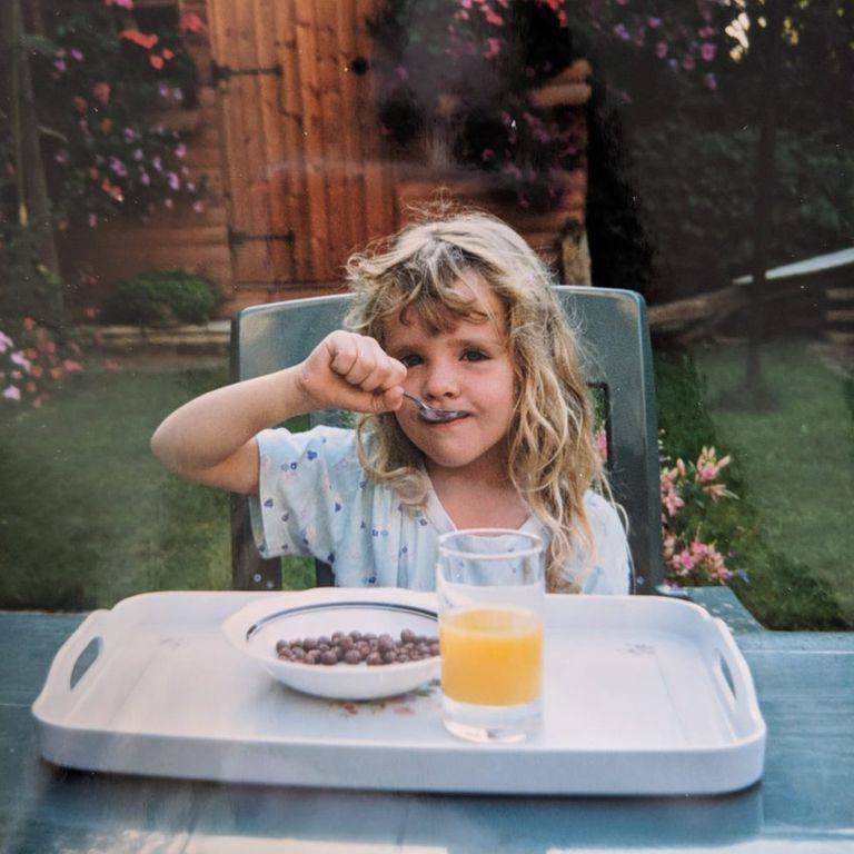 Desde pequeña Loretta gozó de libertad para ser creativa en la cocina