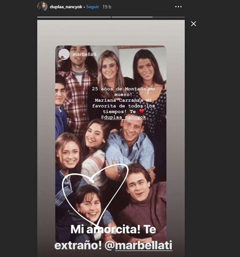 Los mensajes del elenco de Montaña Rusa a 25 años de la tira que marcó el principio de los 90