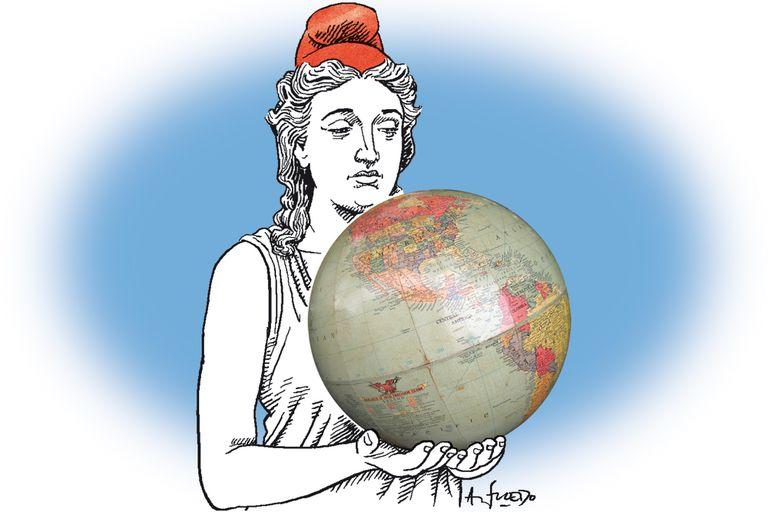 La Argentina y una curiosa relación los ejemplos que ofrece el mundo