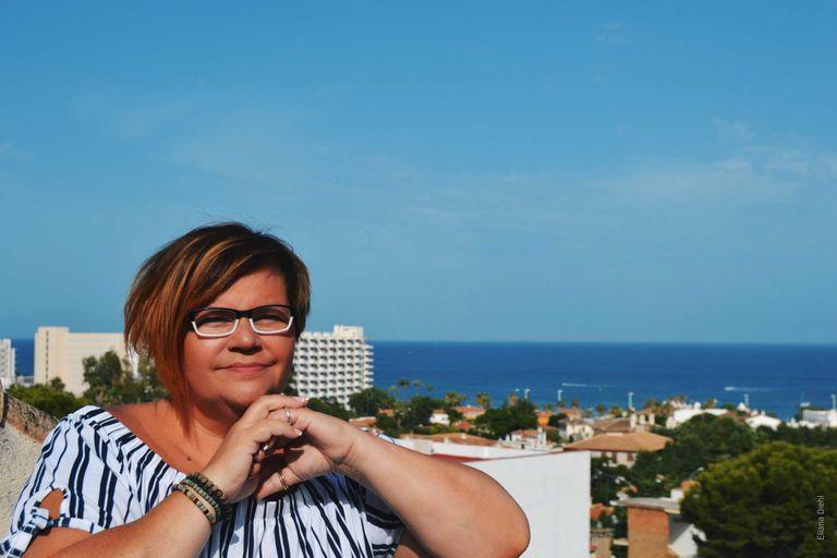 Eliana Diehl migró hace seis años a Málaga y ahora ayuda a los argentinos que quieren mudarse a Europa