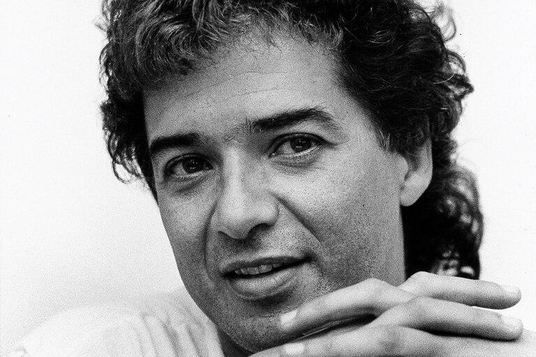 Miguel Abuelo, el líder de una de las bandas más reconocidas de la historia del rock