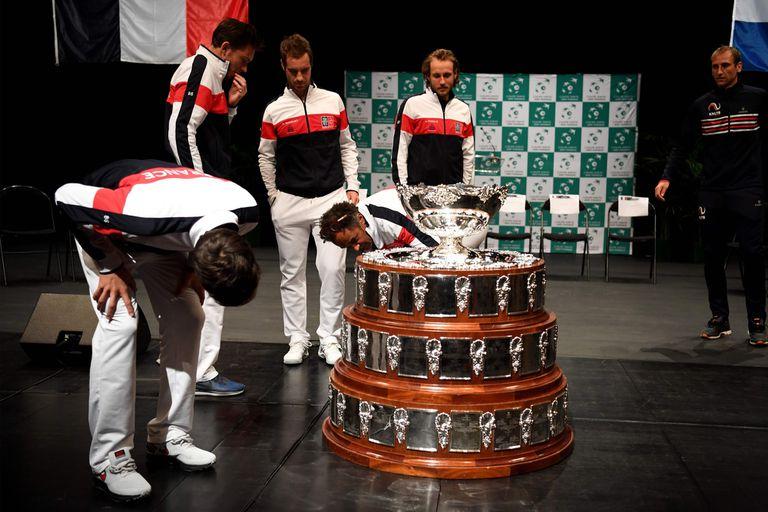 Copa Davis: una temporada con cambios y sin la Argentina entre los candidatos
