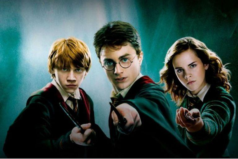 Para fanáticos de Harry Potter y para los chicos que todavía no lo leyeron