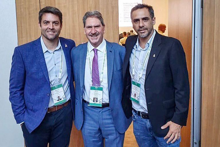 La dirigencia del tenis argentino y el lobby en la batalla por el poder