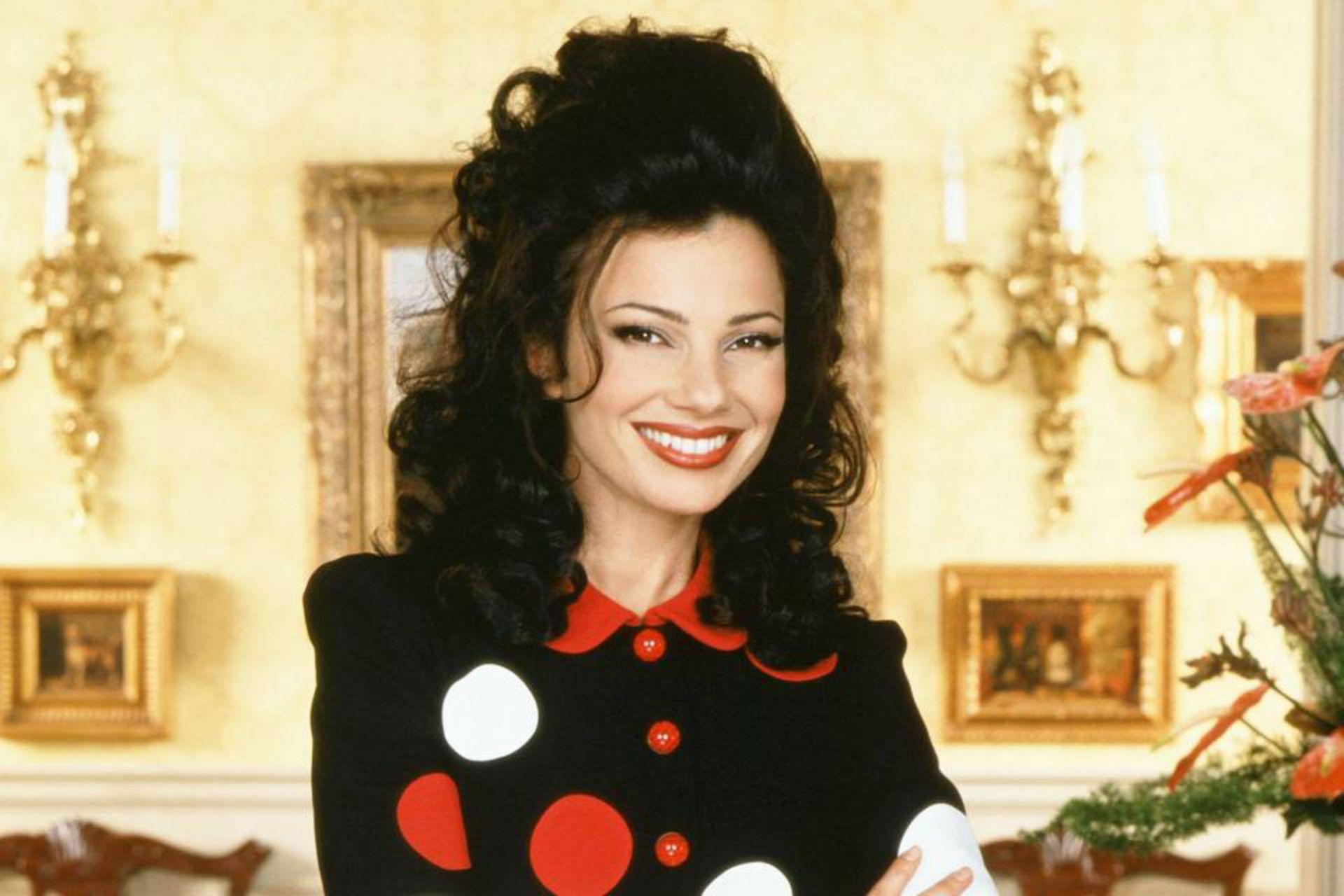 Fran Drescher actuó como la niñera desde 1993 hasta 1999, durante seis temporadas