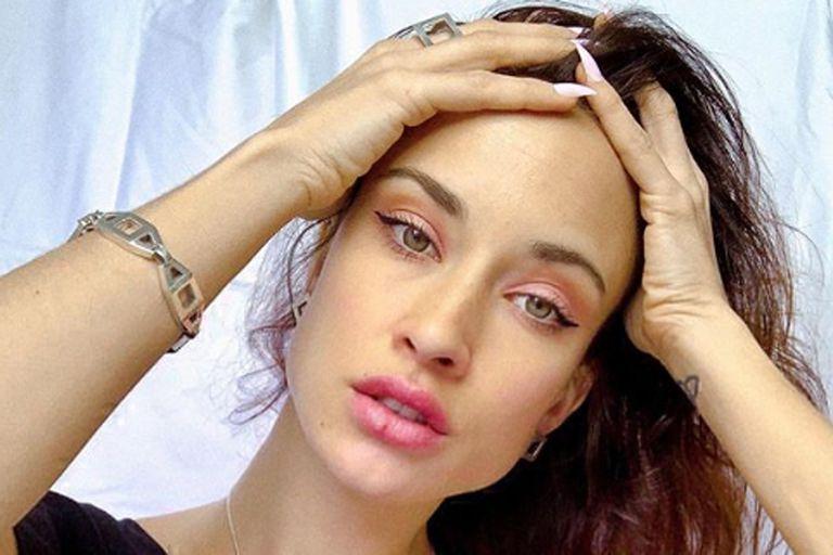 La actriz Camila Cavallo participó de un desafío en Bienvenidos a bordo y sufrió una fuerte caída