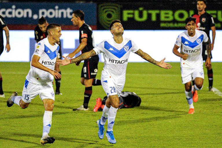 Miguel Brizuela (Vélez) fue otro de los futbolistas de la Liga Profesional separado del plantel por su vinculación con un hecho de abuso sexual. Junto a Thiago Almada, fueron reincorporados una semana después.