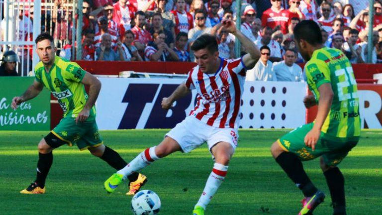 Unión y Aldosivi empataron en el estadio 15 de Abril