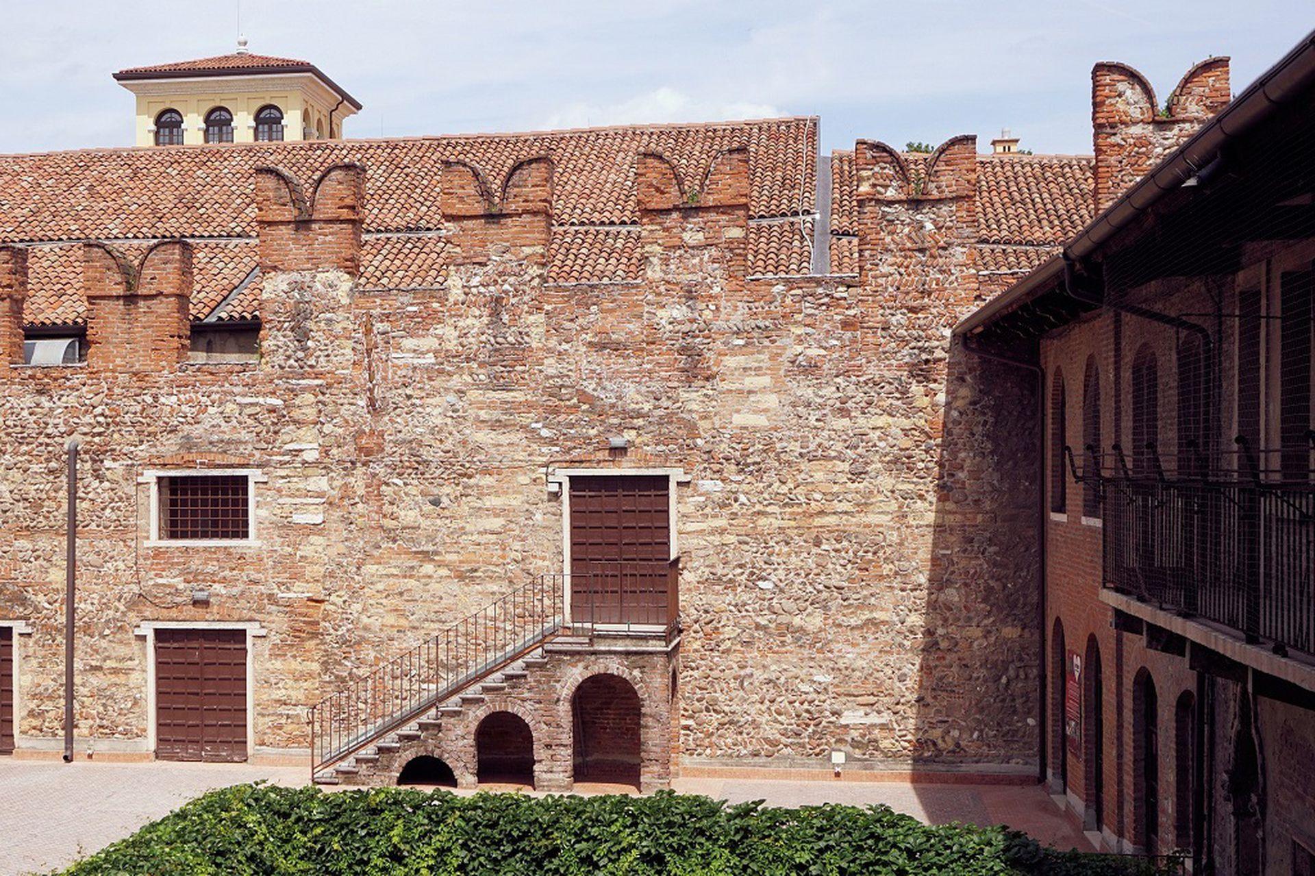 La  casa (falsa) de Romeo en Verona.