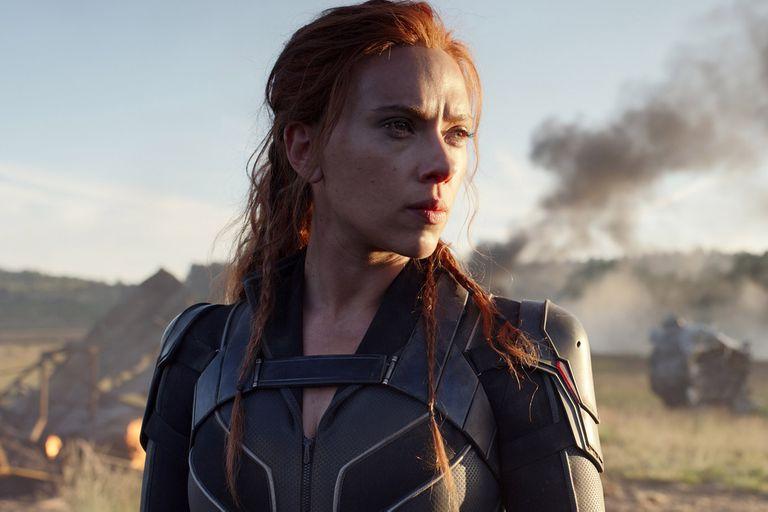 Black Widow, uno de los platos fuertes de la cartelera de próximos estrenos