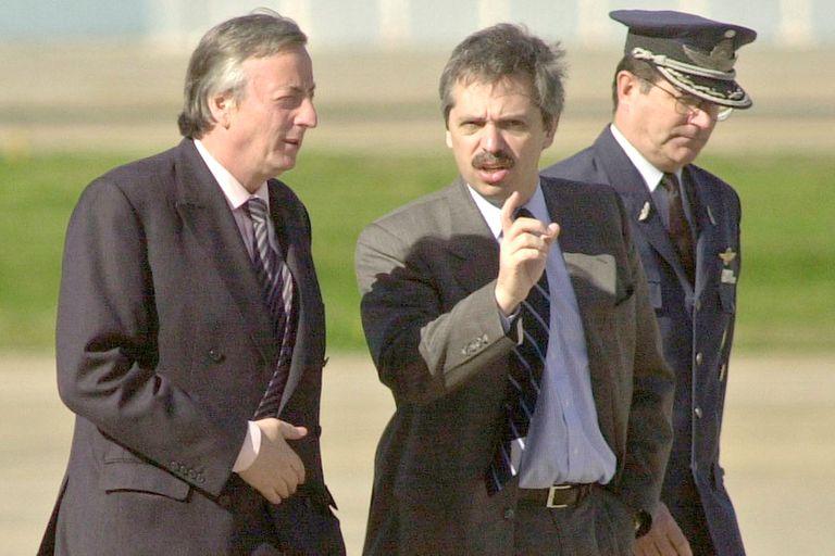El favor de Randazzo que le permitió a Alberto Fernández despedirse en secreto de Néstor Kirchner