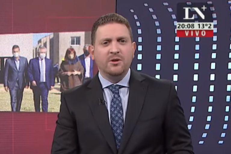 Jonatan Viale analizó la unidad del Gobierno y repasó las internas de sus funcionarios