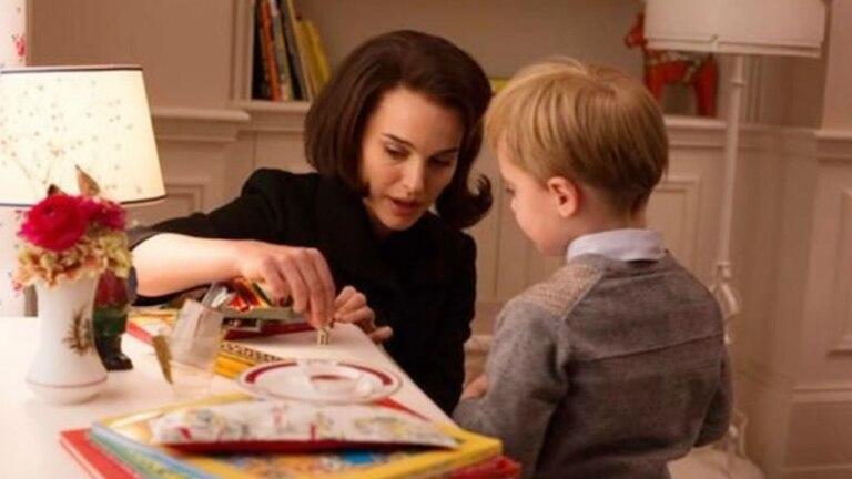 Natalie Portman en Jackie