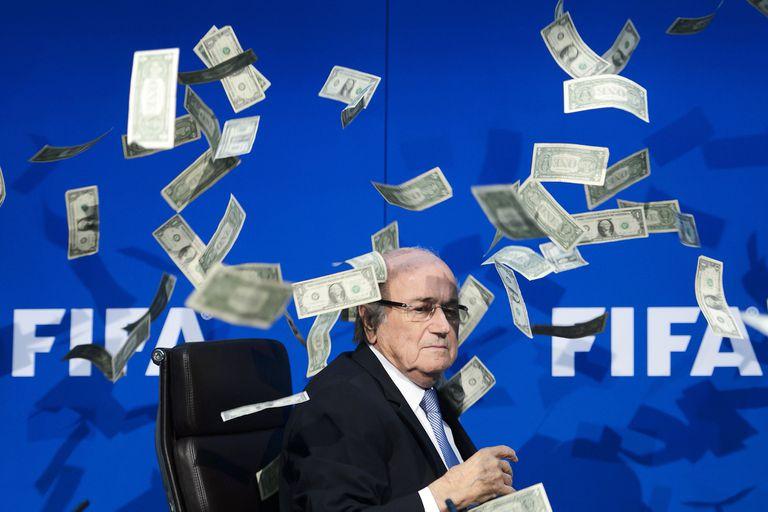 Un documental que repasa el FIFA Gate y deja al desnudo la corrupción en el fútbol