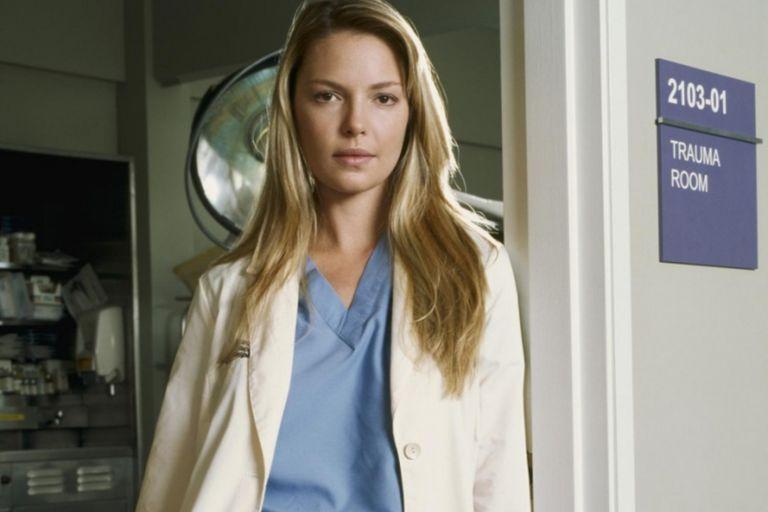 Katherine Heigl reveló la verdadera razón por la que dejó Grey's Anatomy