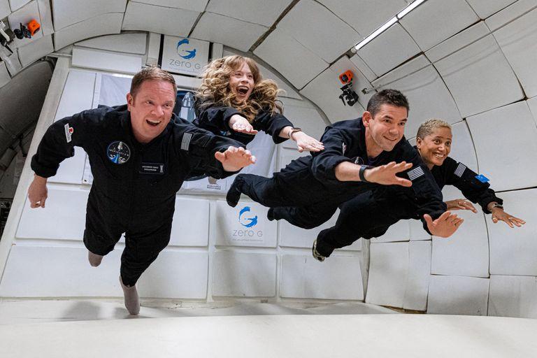 SpaceX se dispone a hacer historia al poner en órbita la primera tripulación totalmente civil