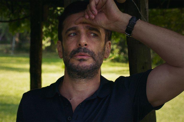 Leonardo Sbaraglia, en una escena de Errante corazón