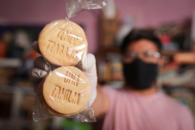 La panadería que le cambió la vida a ciento de personas con sus originales galletas