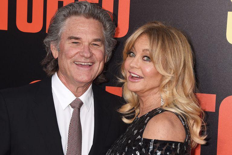 Goldie Hawn se alejó de las luces de Hollywood por un tiempo para reflexionar sobre lo que quería realmente en su vida  .