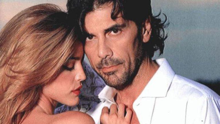Rivero y Darthés fueron pareja en la ficción Dulce amor, de 2013