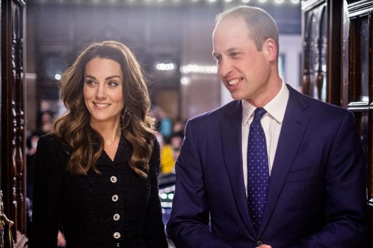 Los extraños regalos que William y Kate Middleton se hicieron en su aniversario