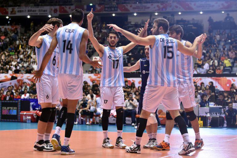 Argentina se impuso con autoridad ante Japón
