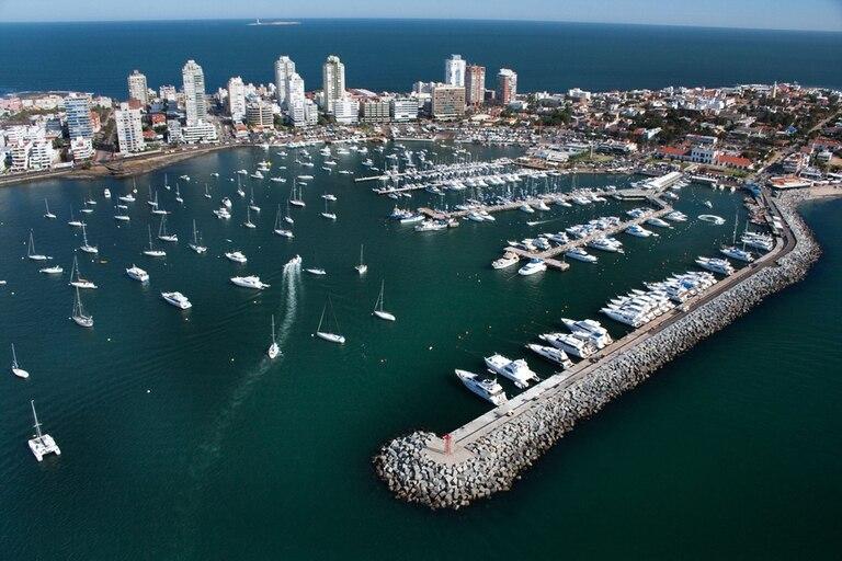 Punta Del Este, vista