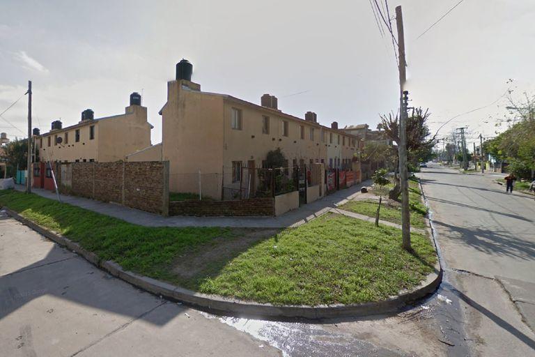 El barrio El Carmen, de Virreyes, donde un chico de 5 años fue herido de bala en un enfrentamiento armado entre adolescentes