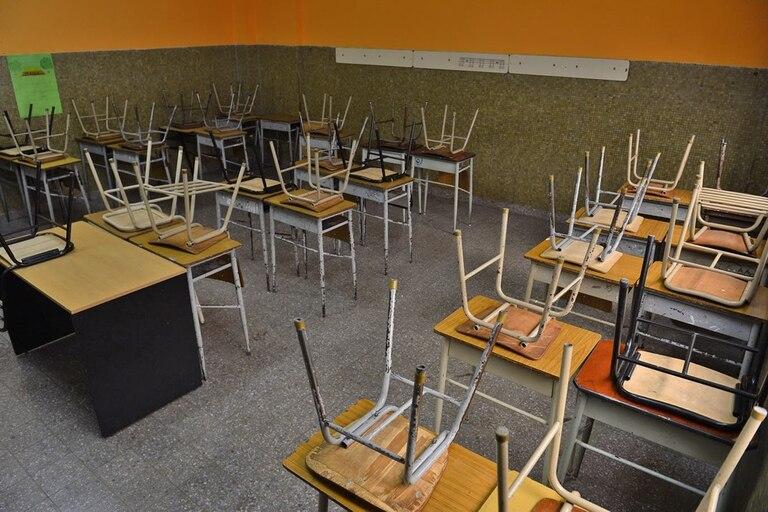 Las escuelas cerraron en marzo y, en los colegios bilingües, no se pudieron tomar los exámenes de Cambridge