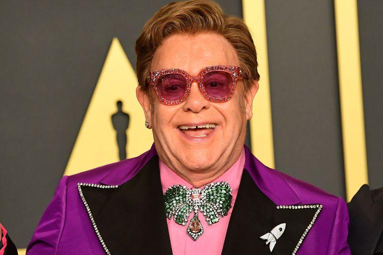 """Elton John: """"Si no hubiera pedido ayuda, estaría muerto"""""""