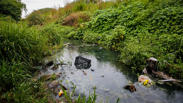 La cuenca media y baja concentra metales pesados que dañan la salud, además del medio ambiente