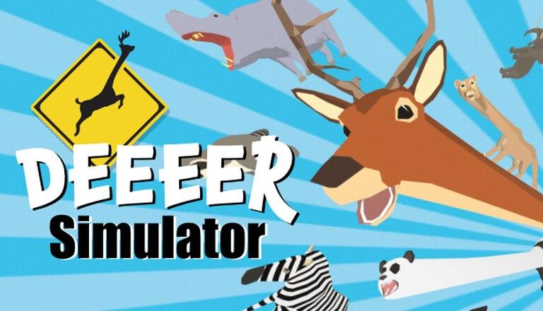 Como en Goat Simulator, en este título el jugador controla los movimientos de un ciervo que destruye todo lo que encuentra a su paso en una ciudad