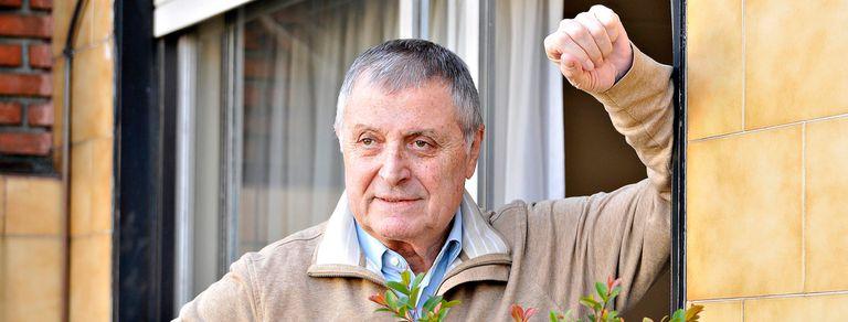 """A los 75, Gino Renni confiesa: """"No me retiro del amor, soy un tano calabrés"""""""