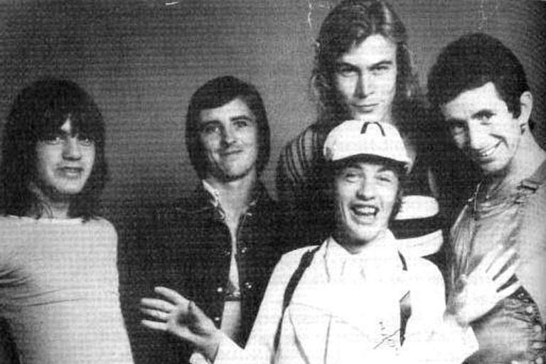 Murió Paul Matters, el ex bajista de AC/DC