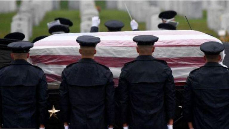 Más de 2.400 militares estadounidenses han muerto en Afganistán