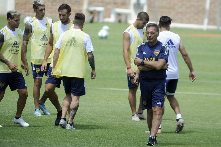 Todo listo: Boca llega en gran forma para el cierre del torneo de primera