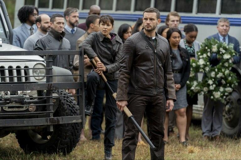 The Walking Dead: World Beyond presenta nuevos personajes