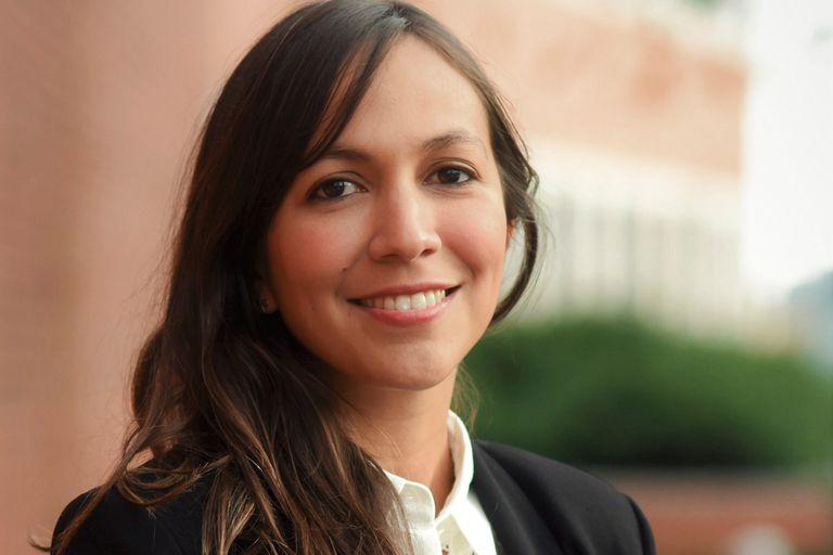 Micaela Sviatschi es profesora de Economía en la Universidad de Princeton