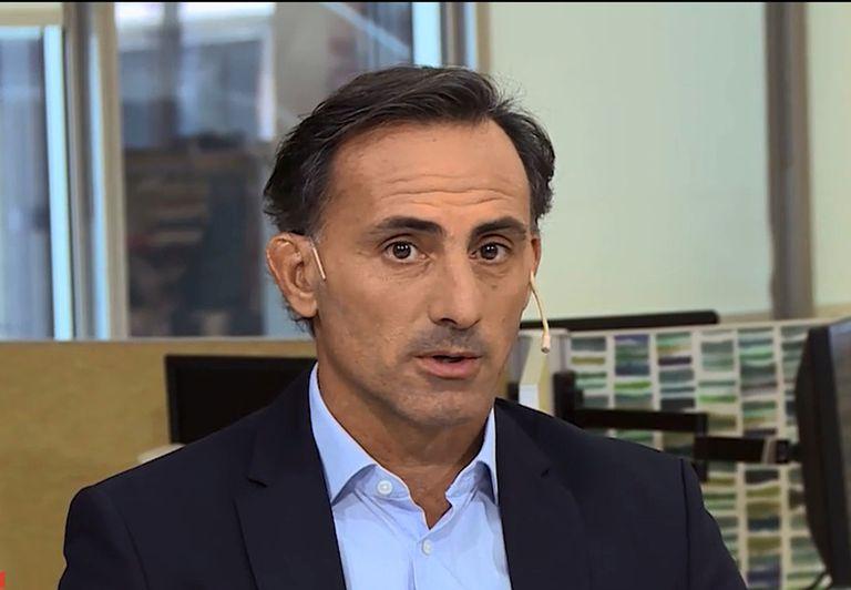 Diego Latorre: futbolista, comentarista, columnista...y ahora entrevistador